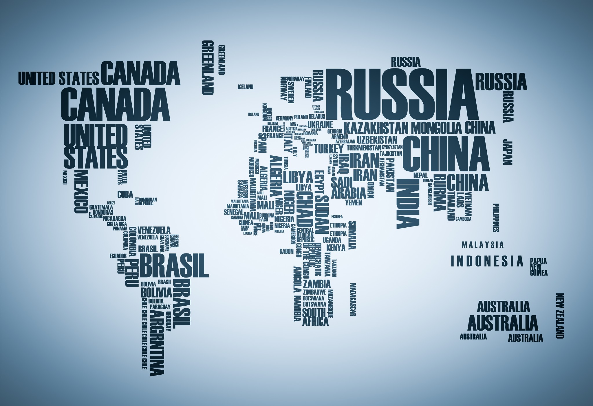 bigstock-World-map-countries-in-wordcl-25594286